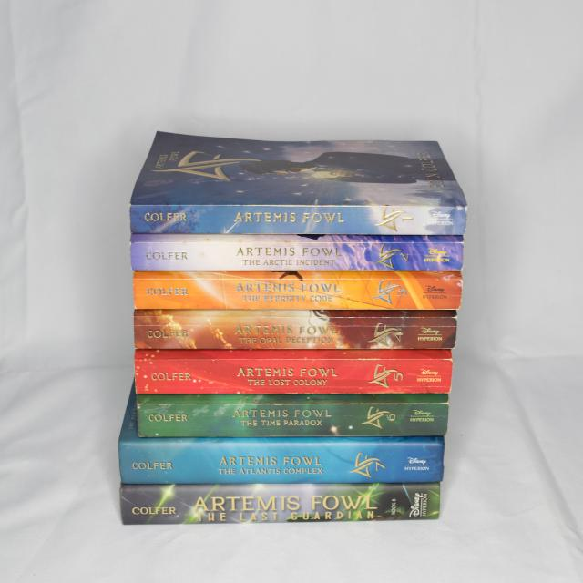 Artemis Fowl - My Complete Collection - Books 1-8