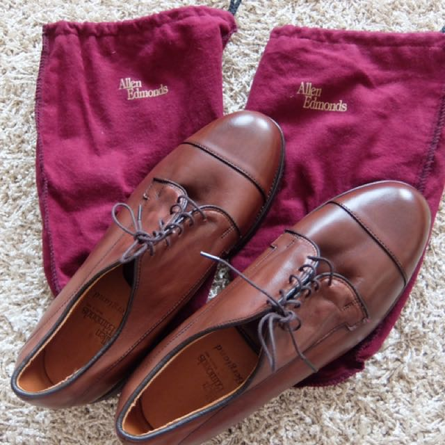 Authentic Allen Edmonds Dress Shoes