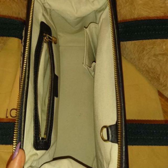 Authentic Louis Vuitton Josephine Lin Bag