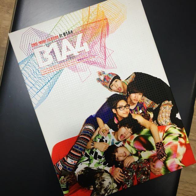 B1A4 - 2nd Mini Album