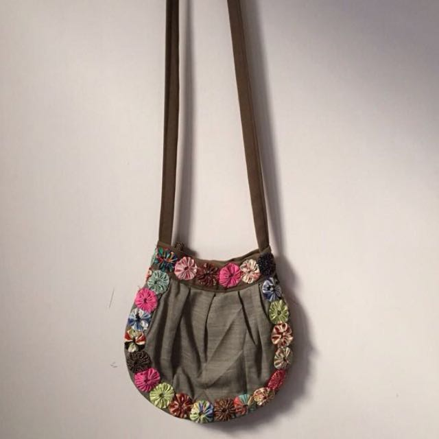 Bangkok Handmade Sling bag