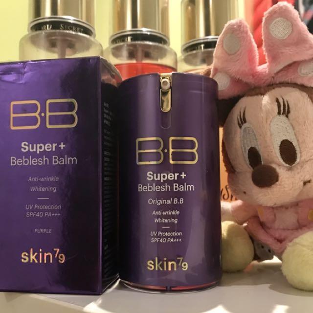 Bb Cream Skin 79