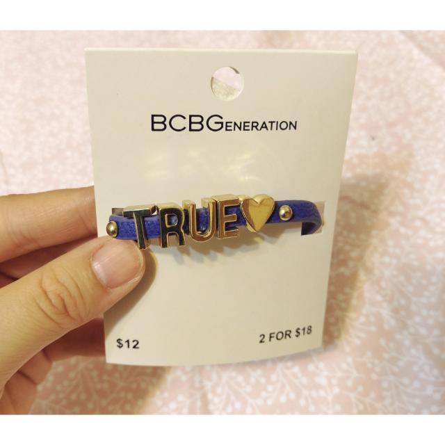 BCBG手鍊