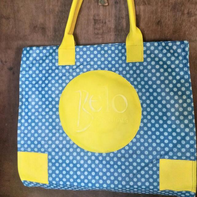 Belo Souvenir Travelling Shoulder Bag