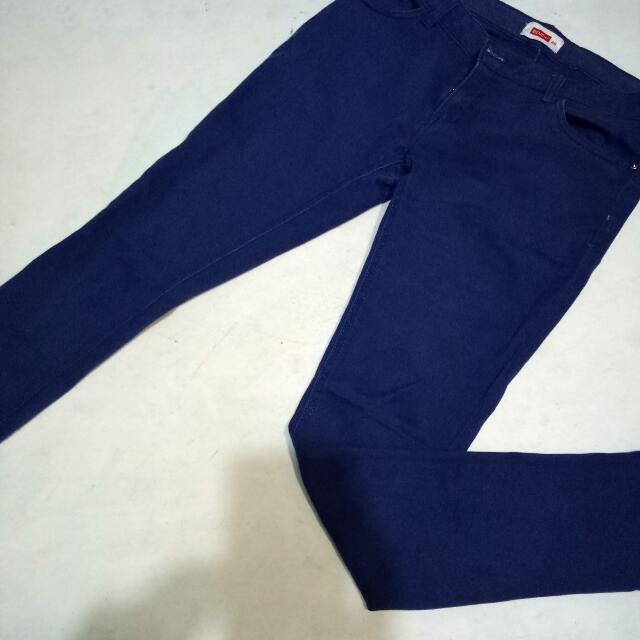 Bench Pants Blue