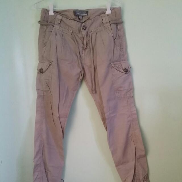 Bershka Cargo Pants