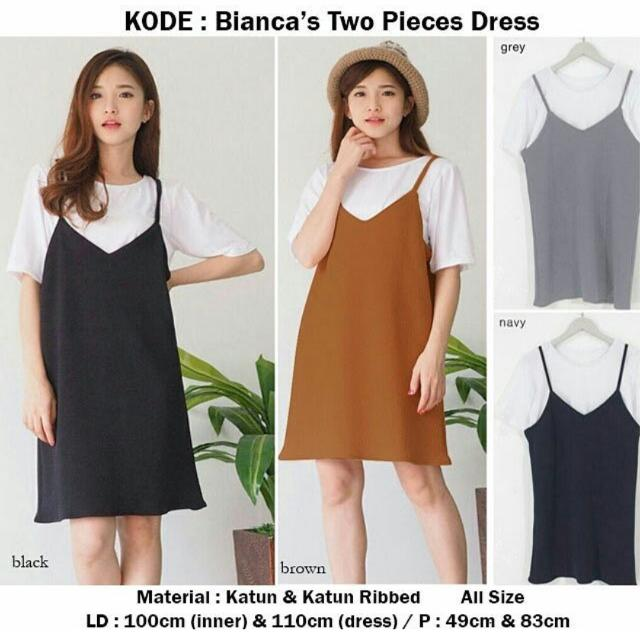 Bianca's Two Pieces Dress