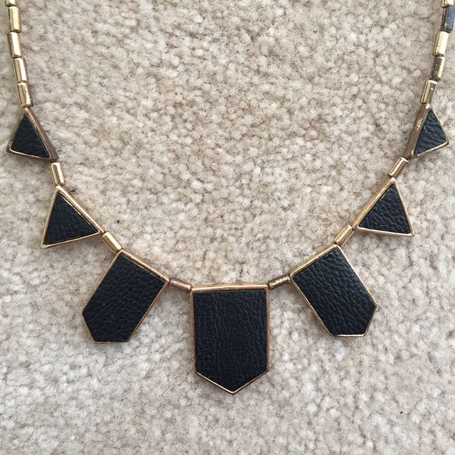 Black & Gold Costa Blanca Necklace (HoH dupe)