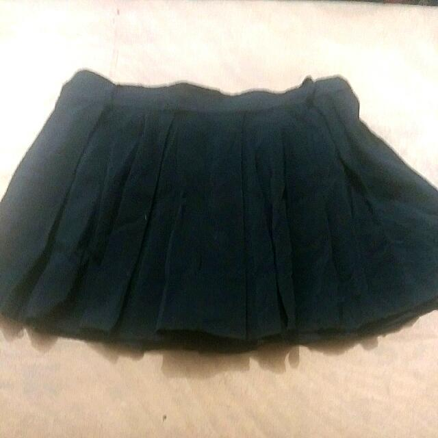 Black Box Spleat Skirt