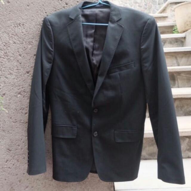 blazer/ jas zara black