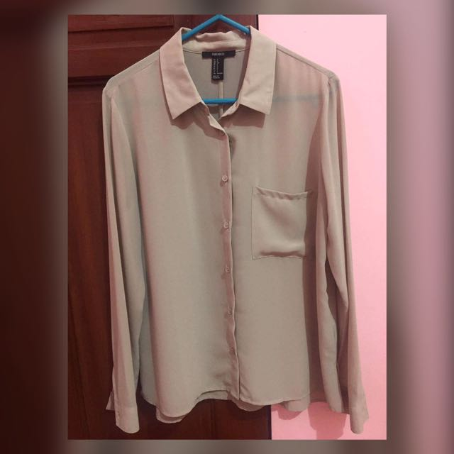 Blouse - Long Sleeves