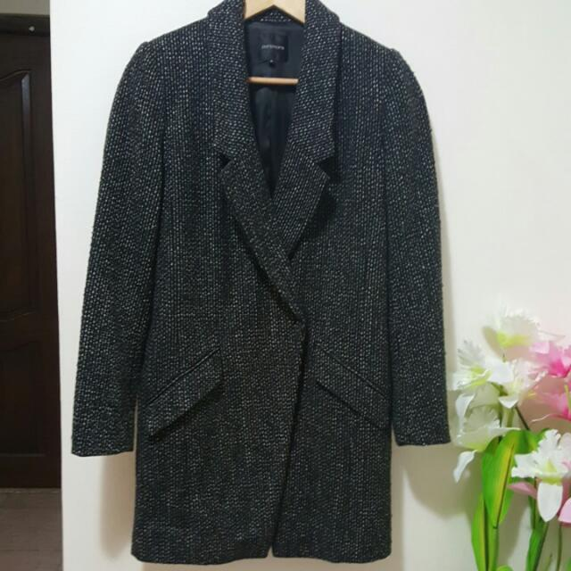 BNWOT portmans winter wool coat size 8