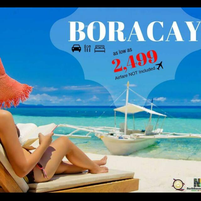 Boracay Tour Package