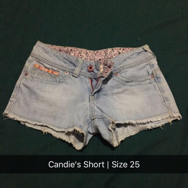 Candie's Short