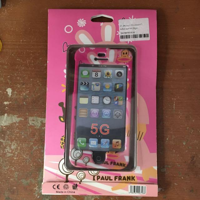 Case Paul Frank iPhone 5/5S