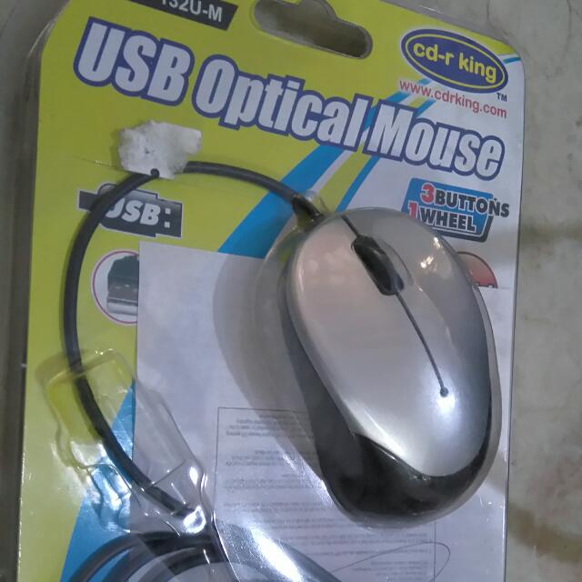Cdr King Mouse