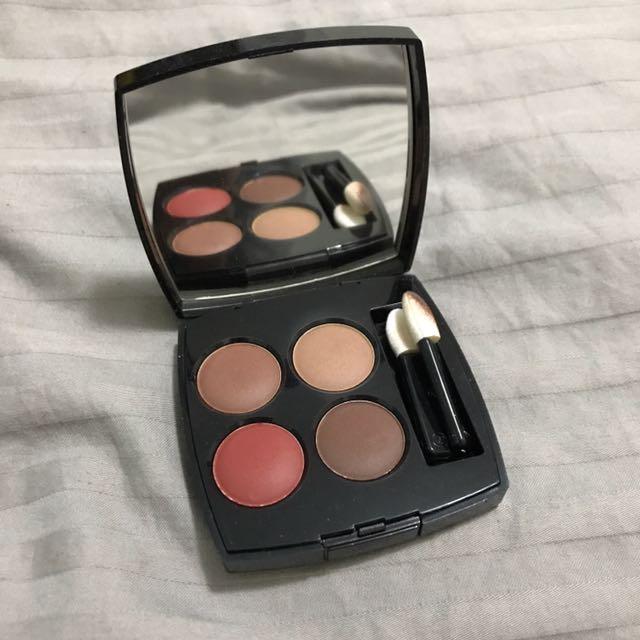 Chanel Quad Eyeshadow