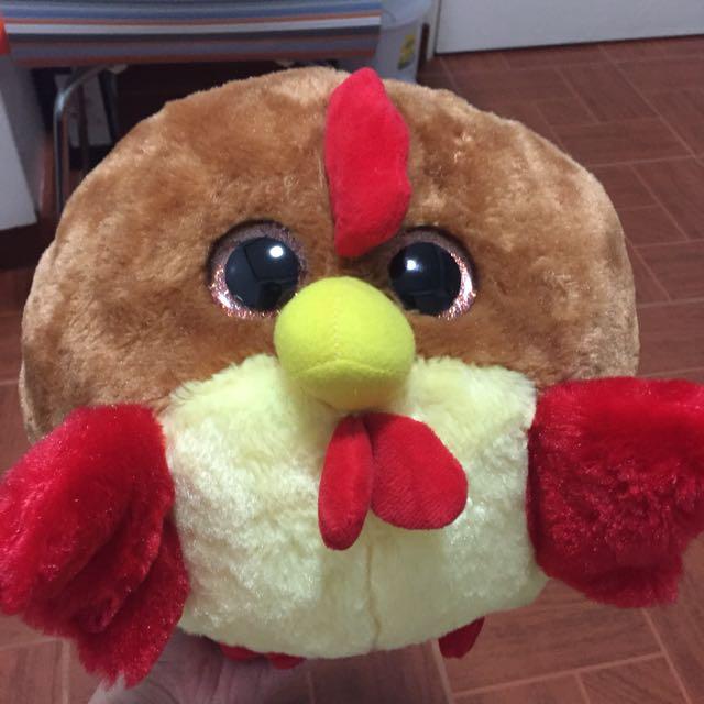 Chicken Plushie