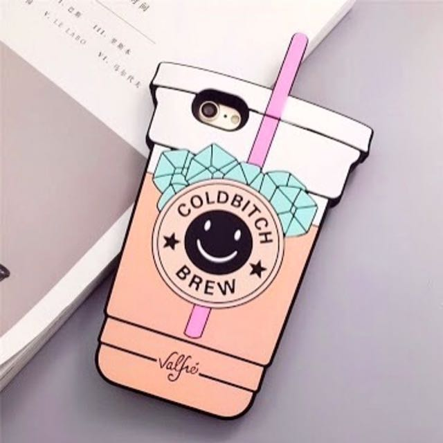 Cold Brew Iphone 6/6s Plus Phone Case