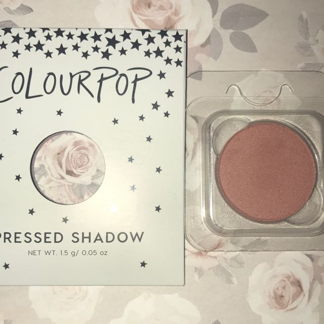 Colourpop pressed shadow (labyrinth)