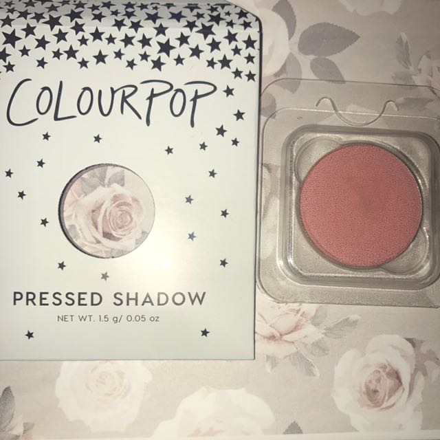 Colourpop pressed shadow (soft core)