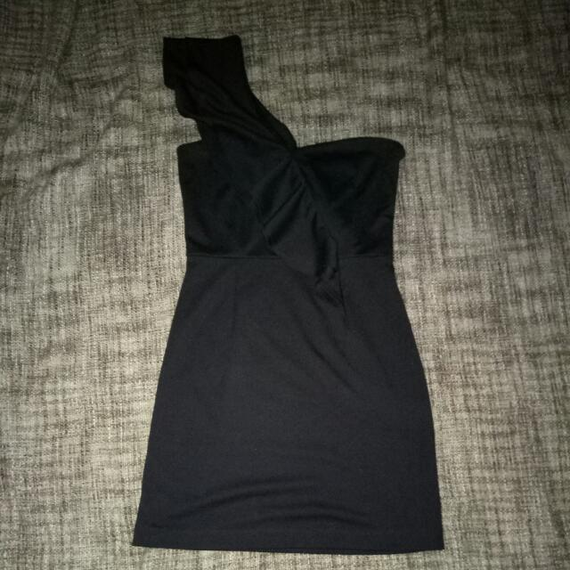 Cotton On One Side Strap Dress