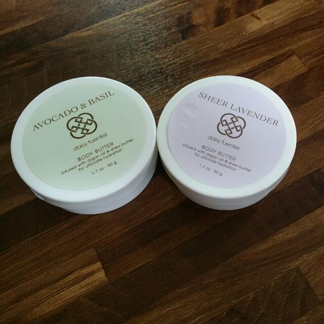 Daisy Fuentes Body Butter