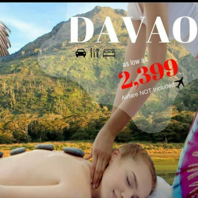Davao Tour Package