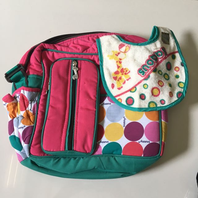 Diaper Bag Snooby Baby (NEW)
