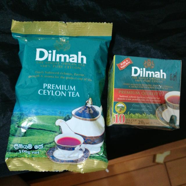 斯里蘭卡帶回頂級Dimah錫蘭紅茶