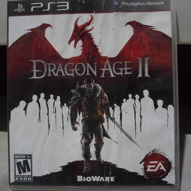 Dragon Age 2 For PS3