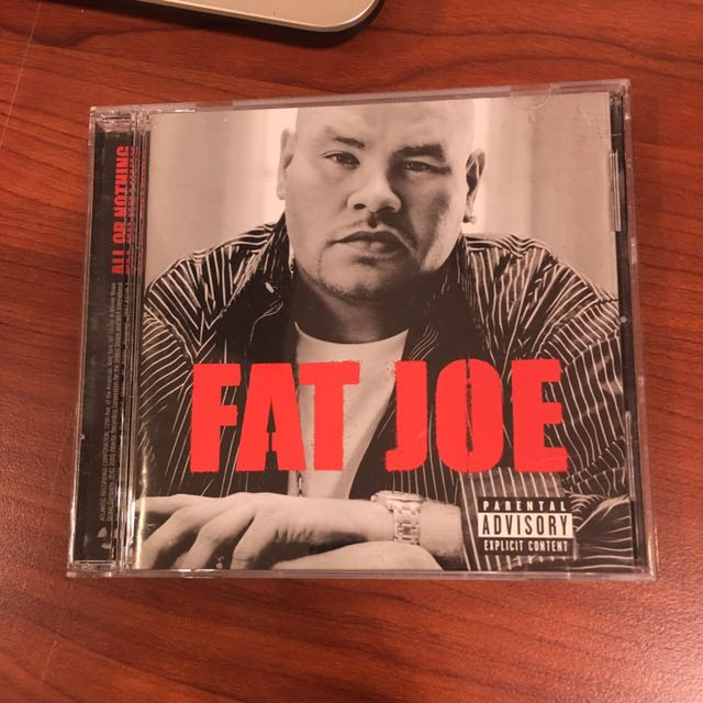 Fat Joe All Or Nothing專輯
