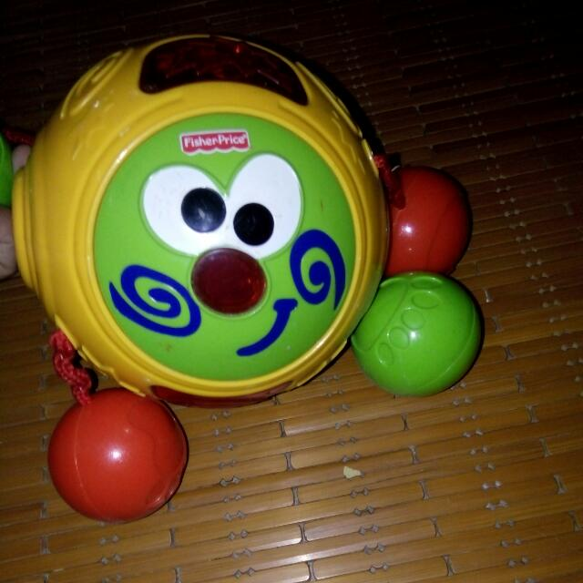 Fisher Price Rolling Ball Toy