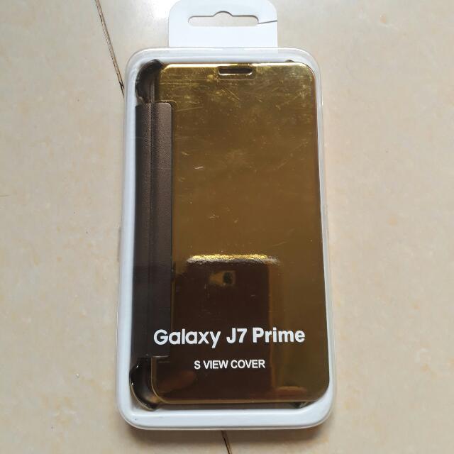 Flip Cover Samsung J7 Prime