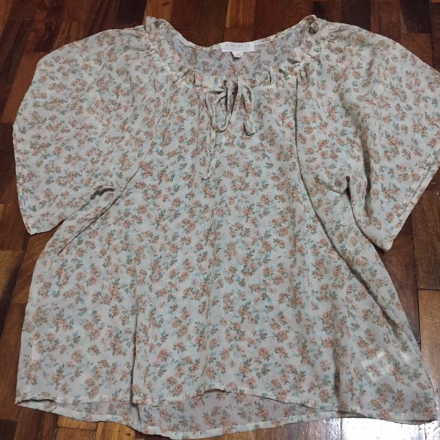 FOREVER21 Chiffon Top