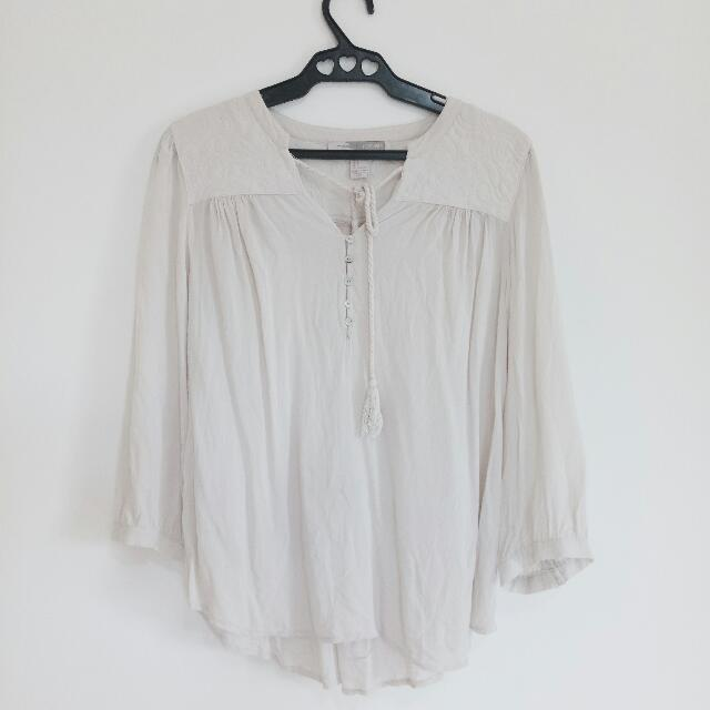 Authentic Forever 21 Boho Top