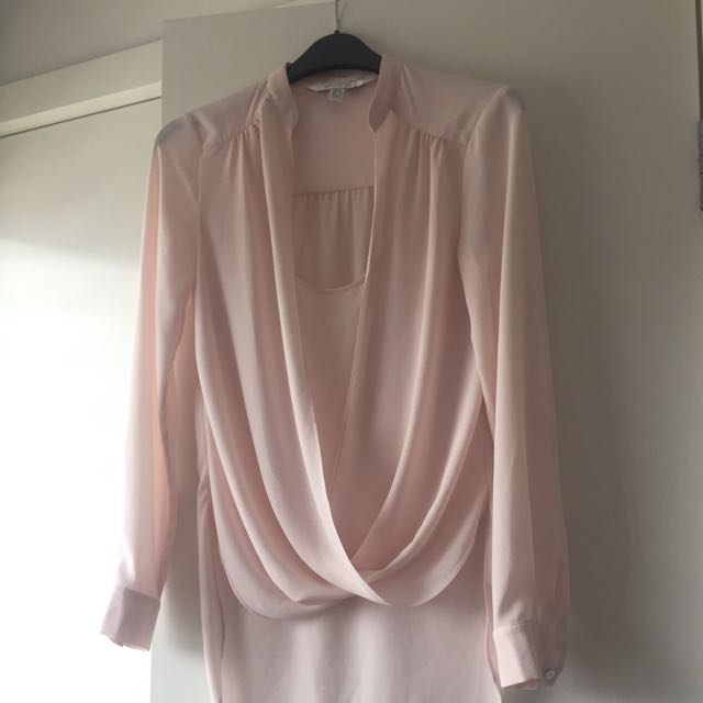 Forever New Blouse Size 4