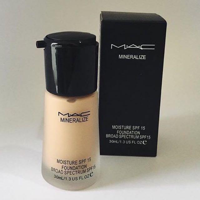 Foundation Mac