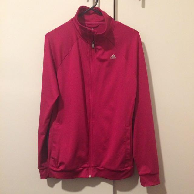 Fuchsia Pink Adidas