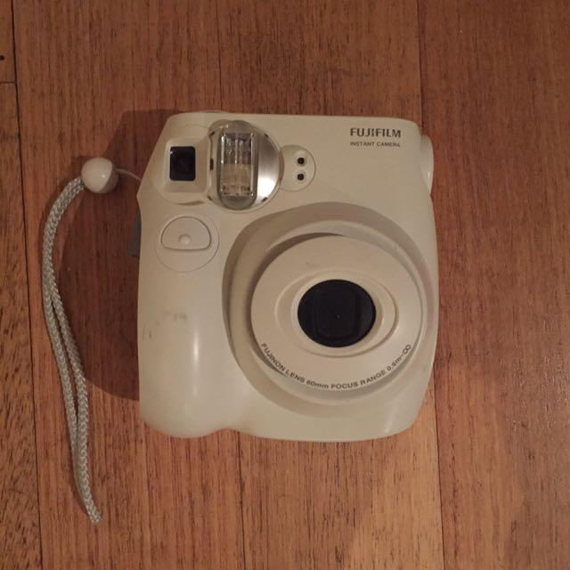 Fuji Xerox Camera