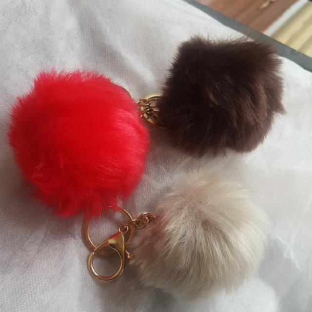 Fur Charm (Bag Charm)