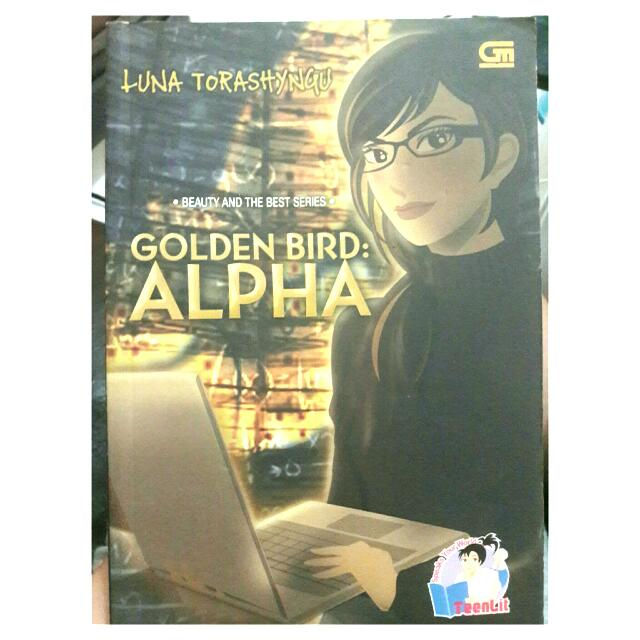 Golden Bird: Alpha - Luna Torashyngu