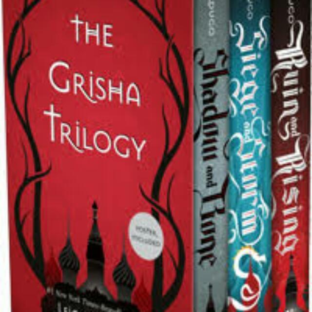 Grisha Trilogy Ebooks By Leigh Bardugo