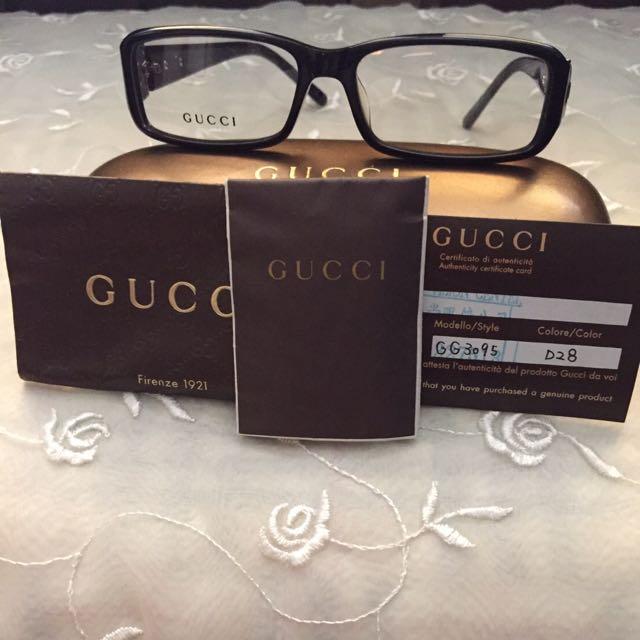 Gucci 眼鏡👓