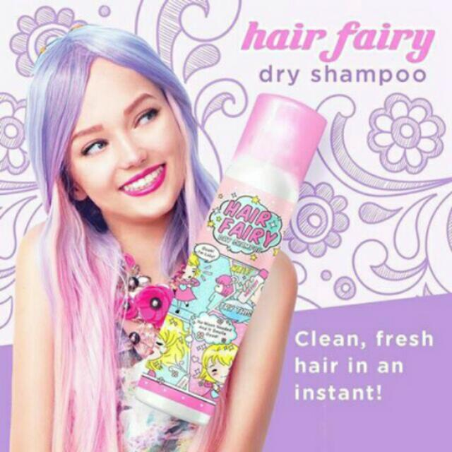 [CASH ON DELIVERY] Hair Fairy Dry Shampoo