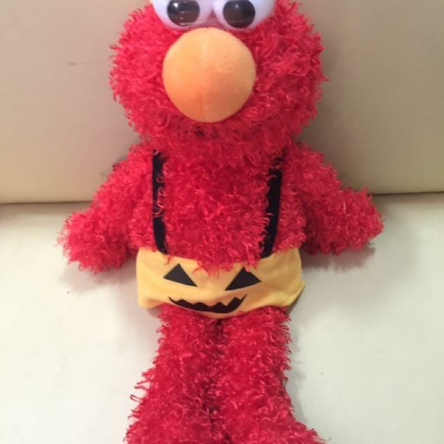 Halloween Elmo Stuff Toy