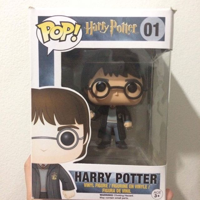 Harry Potter Pop Figurine
