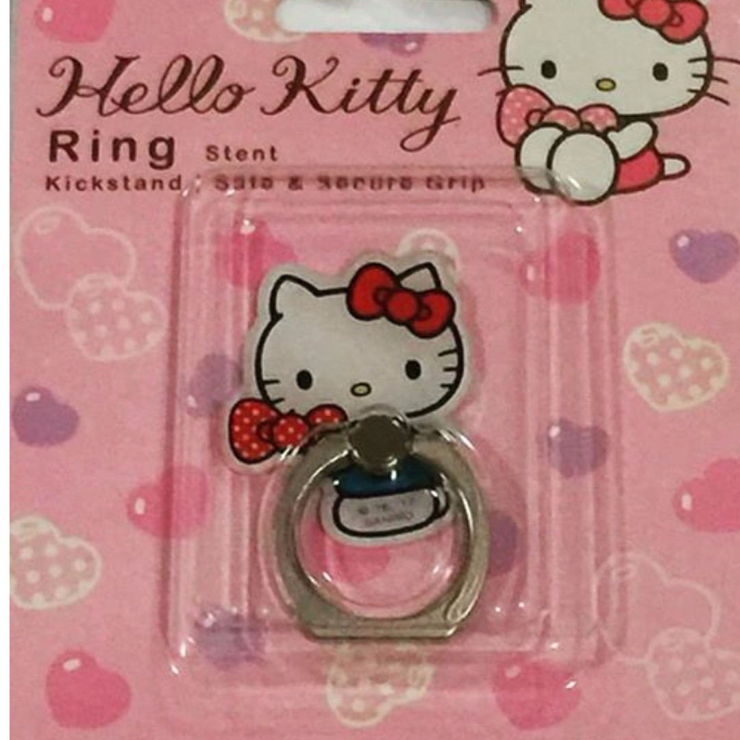Hello Kitty CP ring