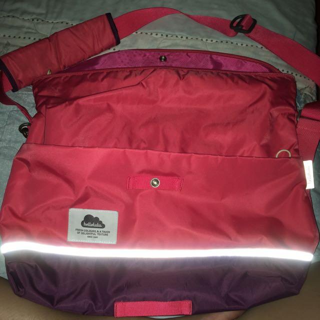 "Hellolulu Bright Pink Laptop Case 13"""