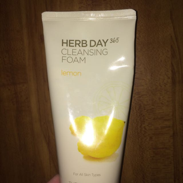 Herb Day 365 Facial Cleansing Foam
